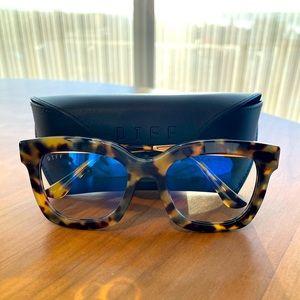 COPY - DIFF Eyewear Carson blue light blocking gl…